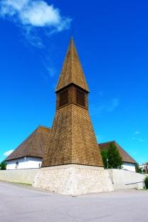Allgonakyrkan i Malmberget, kyrkor kommer behandlas i inläggen