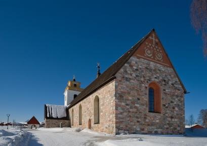 Nederluleå kyrka, Gammelstad