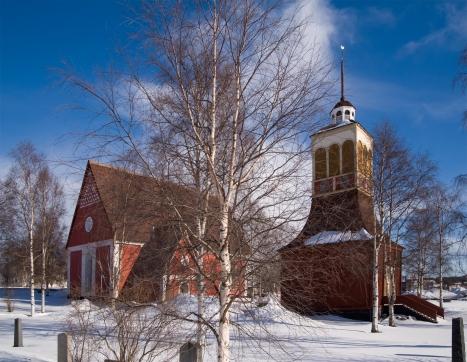 Nederkalix kyrka