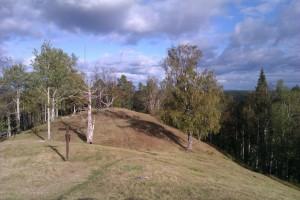 Struves meridianbåge, Jupukka, Pajala kommun © Frida Palmbo