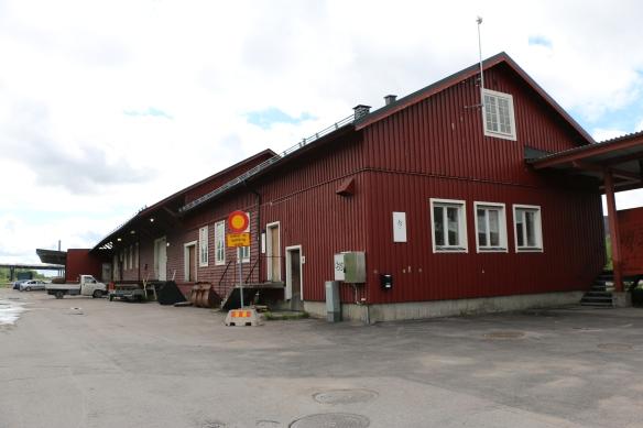 Godsmagasinet Kiruna