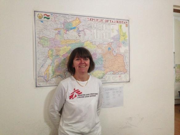 Ann Åkesson var en av informanterna i Hosta-projektet 2014. Bild inlånad av Ann.