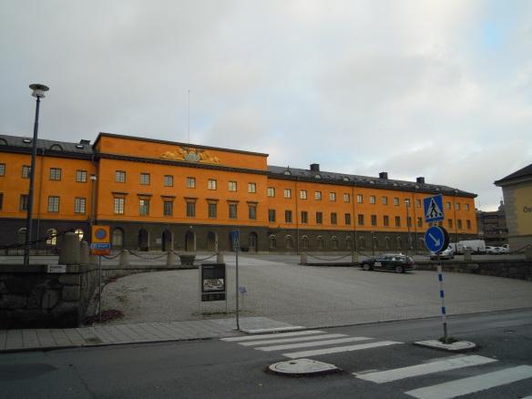 Riksantikvarieämbetets lokaler, Storgatan 41 Stockholm