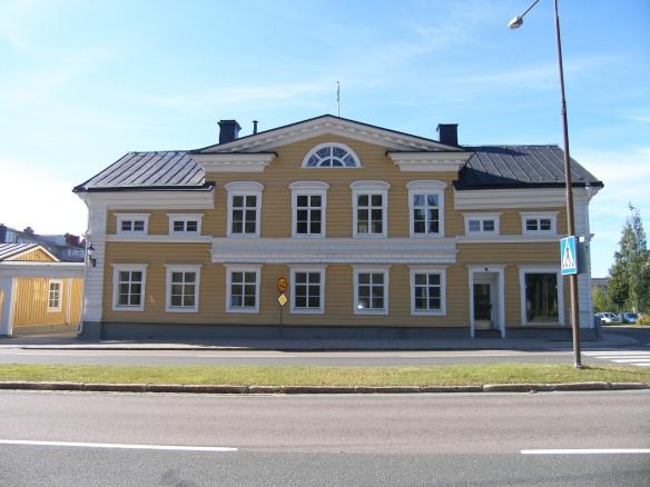Bergströmska gården