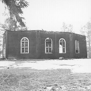 Jokkmokks gamla kyrka