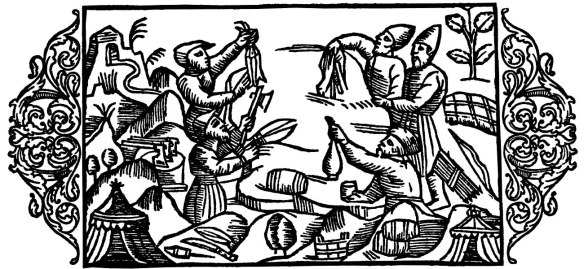 Olaus Magnus Historia om de nordiska folken