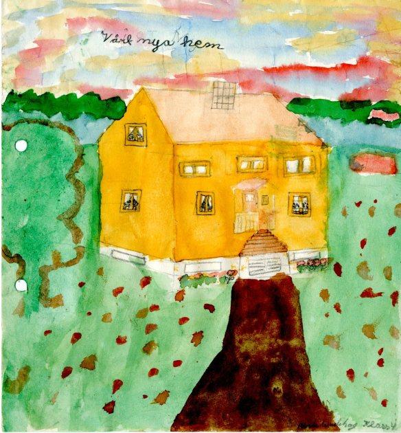 bygdespegeln-niva-folkskola-klass-4-vart-nya-hem-av-berta-lindehag