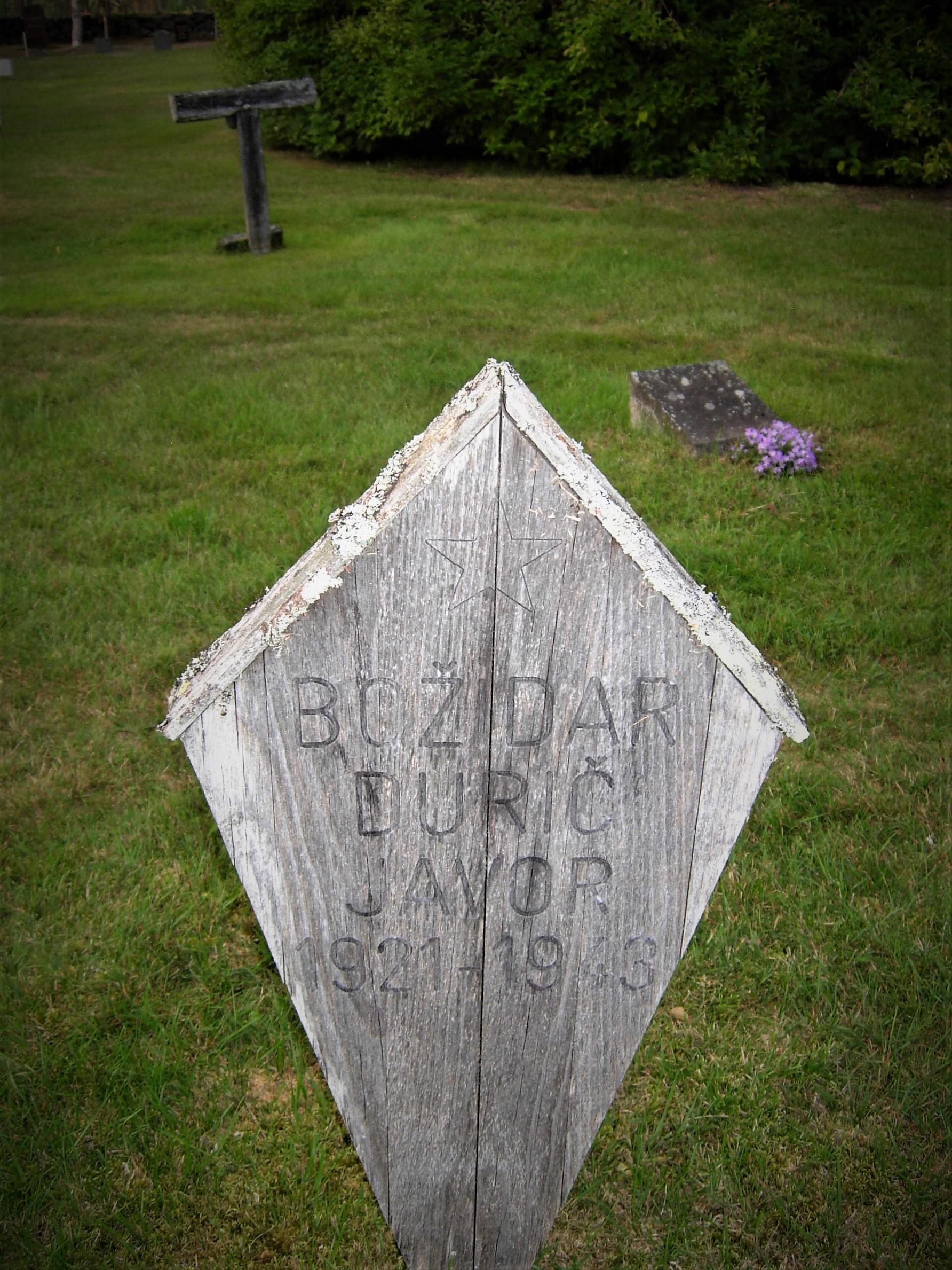 Rysk krigsfange begravs i arjeplog