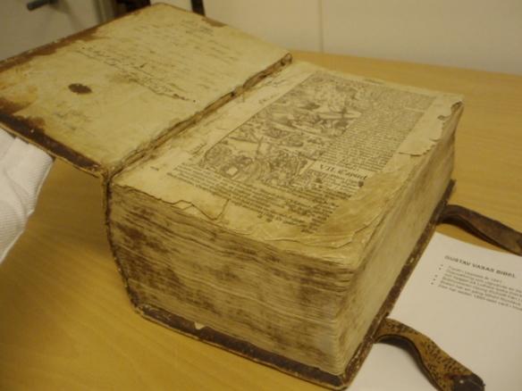 Gustav Vasas bibel