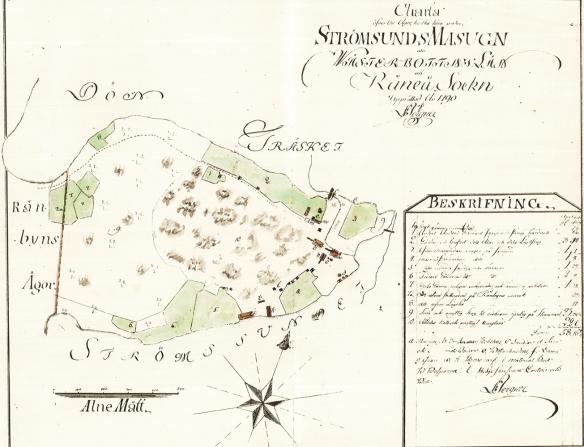 Karta 1790