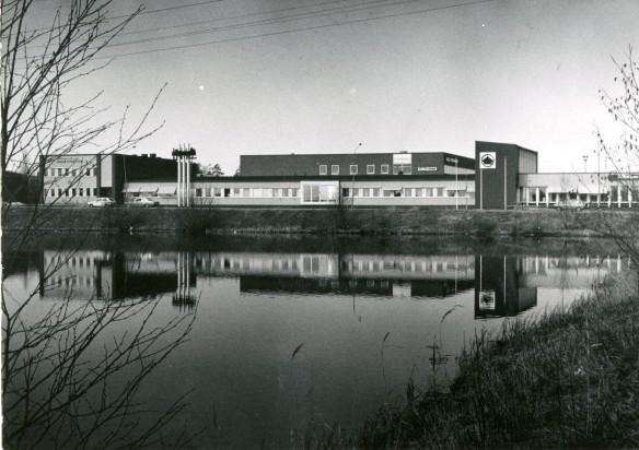 4_Slöjdhuset, Spantgatan 2, exteriör, slutet av 1970-talet