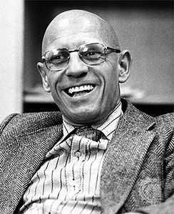 Michel Foucault © Wikimedia