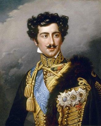 Kronprins Oscar var känd för att vara reformvänlig. © Wikimedia